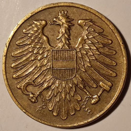 Austria 20 Groschen 1950-1954 KM#2877