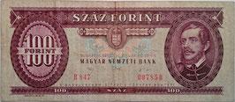 Hungary 100 Forint 15.01.1992 P.174a F