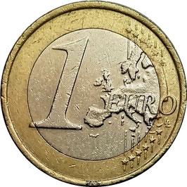 Ireland 1 Euro 2007-Date KM#50