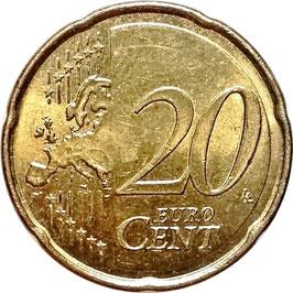Spain 20 Cents 2010-2019 KM#1148