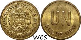 Peru 1 Sol 1975-1981