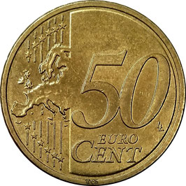 Lithuania 50 Cents 2015 KM#210 XF