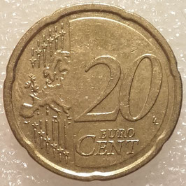Ireland 20 Cents 2007-Date KM#48