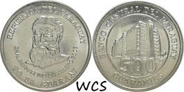 Paraguay 500 Guaranies 2006 KM#195a UNC