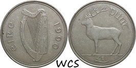 Ireland 1 Pound 1990-2000 KM#27