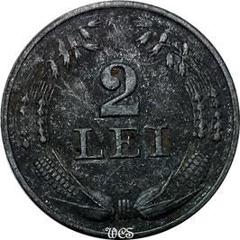 Romania 2 Lei 1941 KM#58