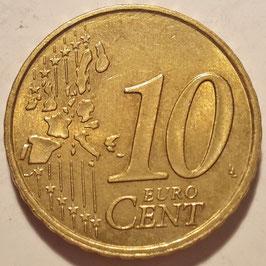 France 10 Cents 1999-2006 KM#1285