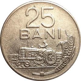Romania 25 Bani 1960 KM#88 XF-