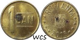 Romania 1 Bani 2005-2017 KM#18