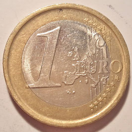 Spain 1 Euro 1999-2006 KM#1046