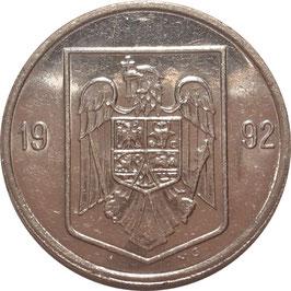 Romania 5 Lei 1992 KM#114 XF