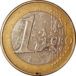 Austria 1 Euro 2002-2007 KM#3088