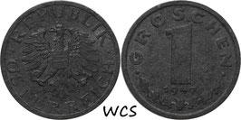 Austria 1 Groschen 1947 KM#2873