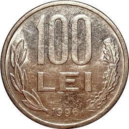 Romania 100 Lei 1991-2005 KM#111