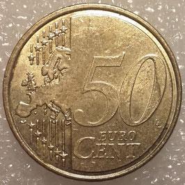 Malta 50 Cents 2008-Date KM#130