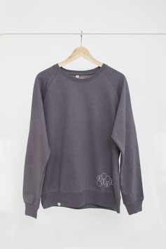 HONU CREW SWEATER LEFTIE - UNISEX