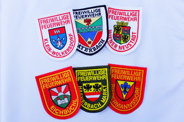 Ärmelwappen mit individuellem Logo