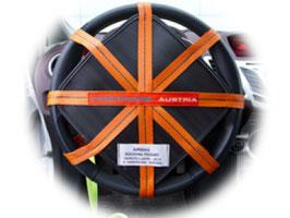 Airbag Rückhaltegurt