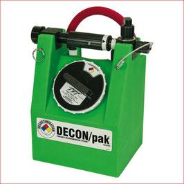 Tragbares Dekontaminationsgerät DECON/pak