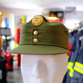 Uniformkappe grün