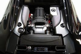 Leistungssteigerung R8 V10 (42) 525/550/560PS auf ca. 750PS / 650NM Kompressor Umbau