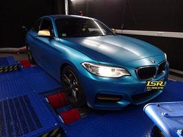 Leistungssteigerung BMW F10 550i 408PS Stage 1 auf ca. 500PS / 730NM