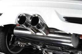 MILLTEK Abgasanlage Focus ST MK3