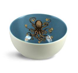 Schüssel Octopus
