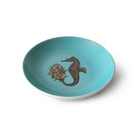 Miniteller Seepferdchen