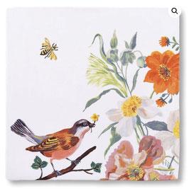 Kachel Birds and Bees