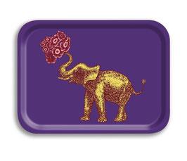 Tablett Elefant klein