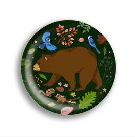 Mini-Tablett Bär