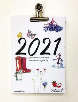 Rothbild Kalender 2021