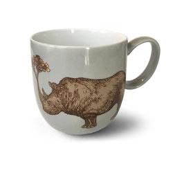 Tasse Rhinozeros