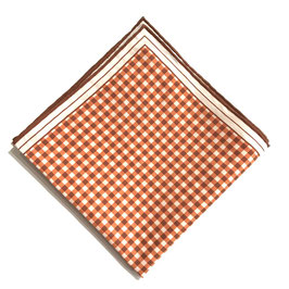 Pochette | VICHY, orange