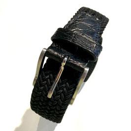 Stretchgürtel ANDREAS schwarz