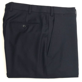 Flanellhose, S 120´s Wolle, dunkelblau