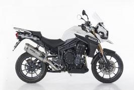 BOS EXHAUST TIGER 1200 2016 DESERT FOX スリップオン