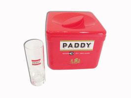 """Eisbehälter gross """"Paddy"""" mit Glas"""