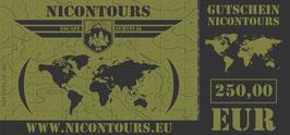 Geschenkgutschein (DIGITAL) 250,00 Euro