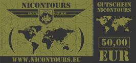 Geschenkgutschein (DIGITAL) 50,00 Euro