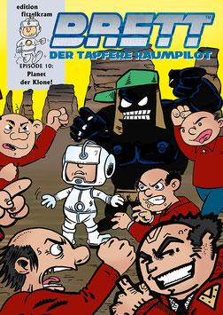 Brett #10 Variantcover Holger Bommer