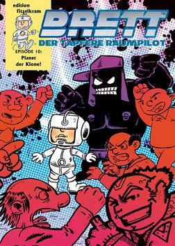Brett #10 Variantcover Laska Comics