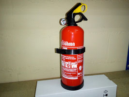 Extintor Polvo ABC 1 kg , para coche