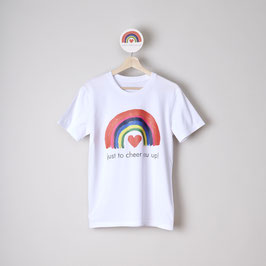 T-SHIRT UNISEX - just to cheer you up!