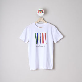 T-SHIRT UNISEX - equal happiness