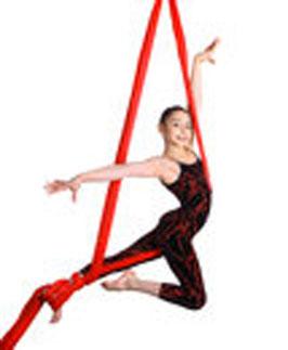 Tela acrobática (21 mt.)
