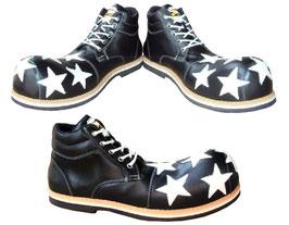 Estrellas Blnacas en Fondo Negro