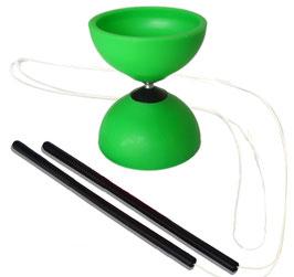 Diábolo Profesional Flúor (con comandos/baquetas)