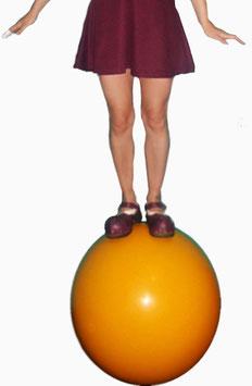 Pelota De Equilibrio.